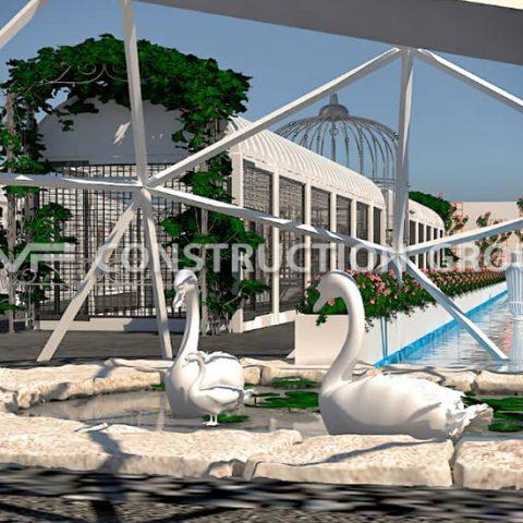 پروژه باغ پرندگان